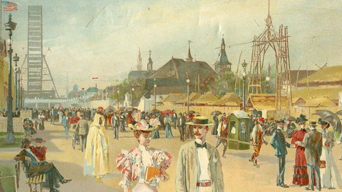 World's Columbian Expo Journal